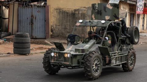 Armed men kill 9, including children, in north Nigeria - state governor