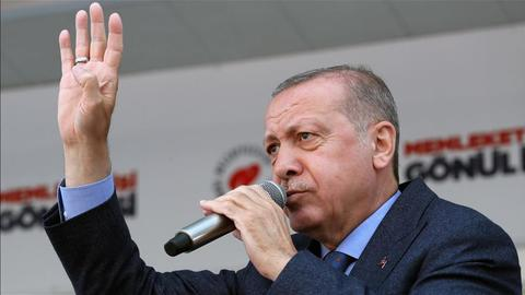 'We know what to do' – Erdogan, on demands to open Hagia Sophia for prayers