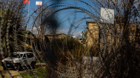 Cyprus talks falter over divisive celebration