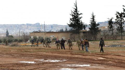 Turkey's military head says al-Bab operation