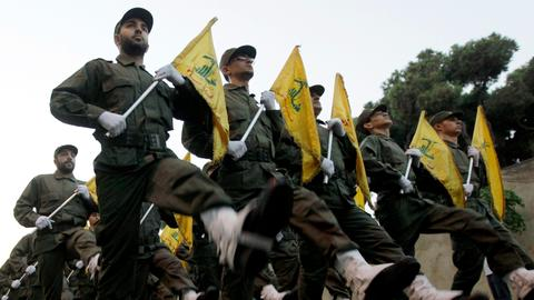 The Hezbollah fighter who wants to have a 'good life' in the US