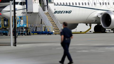 Boeing 737 MAX jets under scrutiny by US justice, transport departments