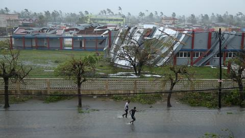 Cyclone Idai leaves hundreds dead in southern Africa