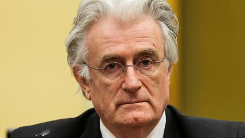 UN court set to rule on Karadzic's appeal