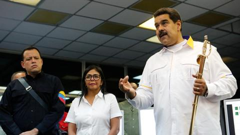 US sanctions state-owned bank Bandes  – Venezuela crisis
