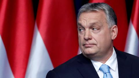 Hungary's Viktor Orban and his allies face expulsion vote in Brussels