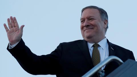 What does Pompeo want from Lebanon?