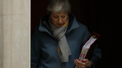 Don't blame Theresa May for the 'no deal', blame the Brits inside Brussels