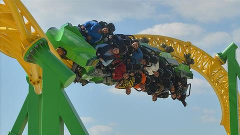 Europe's biggest theme park opens in Turkish capital