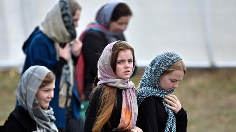 New Zealand school restates ban on headscarf