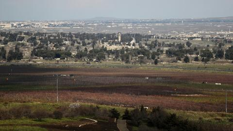 Israel pushes US to accept claim over occupied Golan