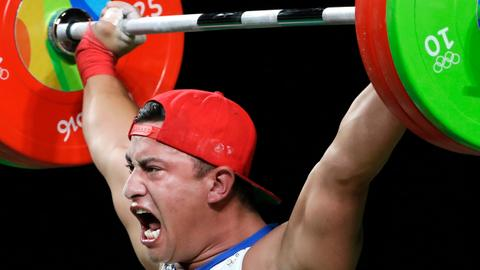 British weightlifter Webster gets additional three-year ban