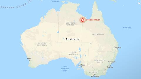 Australia evacuate 2,000 people from powerful cyclone's path