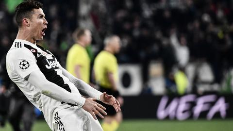 Football: Cristiano Ronaldo fined $22K by UEFA for obscene gesture