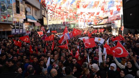 Turkey has two major pre-poll alliances for upcoming municipal elections