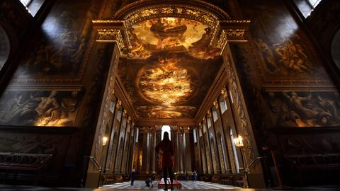 'Sistine Chapel of the UK' re-opens in London after renovation