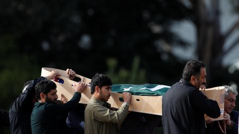 'New Zealand is broken-hearted but not broken' – NZ mosque attacks
