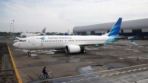 Indonesia's Garuda cancels Boeing 737 order after crashes