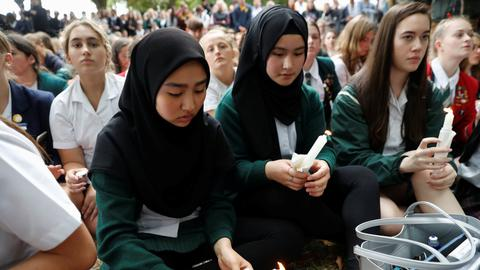 New Zealand schools review headscarf policies