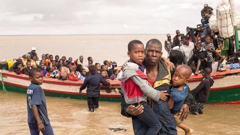 Cyclone Idai deaths could exceed 1,000 as bodies are found