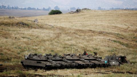 Trump's Golan Heights move is condemned