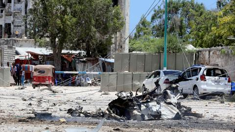 Somali minister among 15 killed in Al Shabab attack