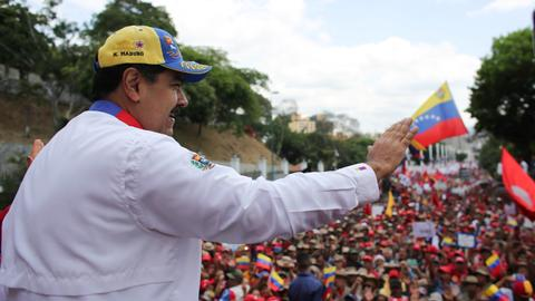 Govt says Guaido's aide involved in plot to kill Maduro  – Venezuela crisis