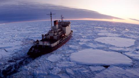 The global contest for influence in the melting Arctic