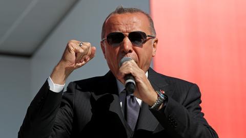 Turkey will take Golan Heights issue to UN – Erdogan