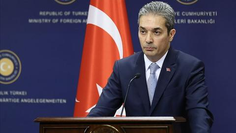 Ankara urges UAE to abandon hostile stance toward Turkey