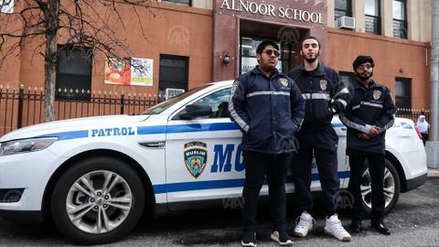 Muslim community in New York City starts safety patrol