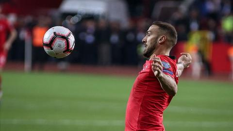 'Tosun Pasha' leads Turkey in thrashing Moldova 4-0