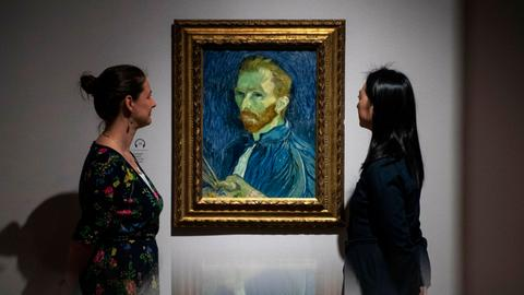 Tate exhibition looks back on Van Gogh's early years in London