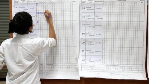 Thailand vote count 'flawed' - International observers
