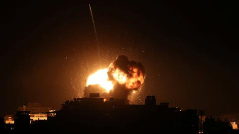 Military escalation in Gaza inevitably benefits the Israeli right