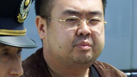 Kim Jong-nam's death strains N Korea-Malaysia ties