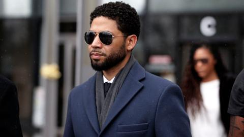 All criminal charges dropped against US actor Jussie Smollett – attorneys