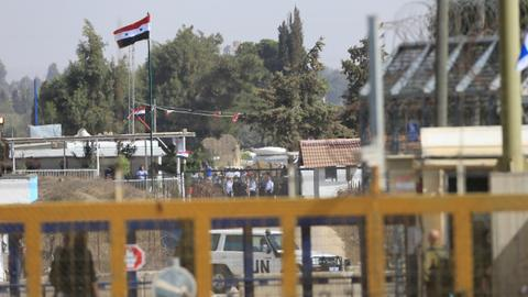 Syrian regime requests urgent UNSC meeting on occupied Golan Heights
