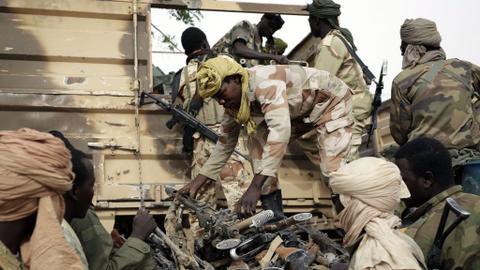 Boko Haram attacks in eastern Niger leave 10 dead