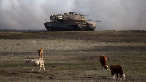 Syria regime asks UN to condemn US accepting Israel's Golan control