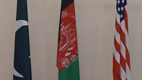 Pakistan, Afghanistan and US locked in war of words over Taliban talks