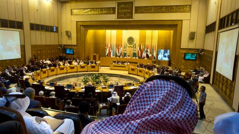 Will the Arab League try and save face this time?