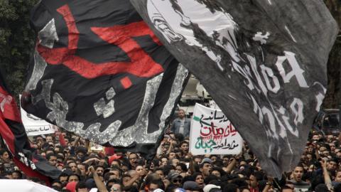 Egypt high court upholds death sentence over football riot