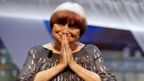 Agnes Varda, grande dame of French cinema, dies aged 90