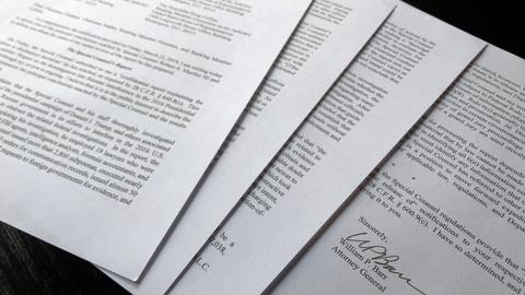 'Redacted' Mueller report to be released by mid-April