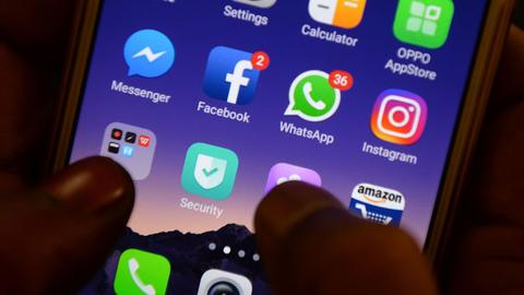 Social media giants change policy over Hong Kong's national security law