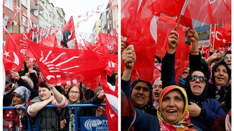 What is Turkey's campaign culture like?