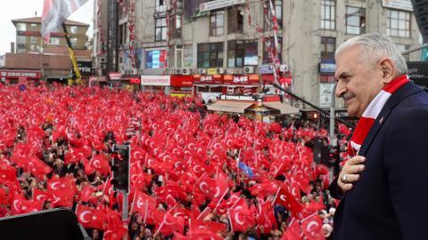 Meet Binali Yildirim, Istanbul's mayoral candidate
