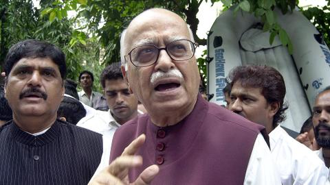 How India's ruling BJP silently retired founding father LK Advani