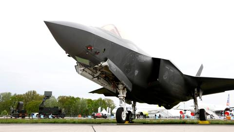US suspends F-35 deliveries to Turkey over S-400 deal – Pentagon